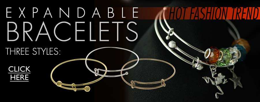 Expandable Wire Bracelets